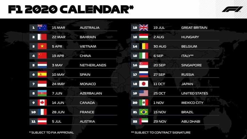Calendario Wtcc 2020.Avi Cars